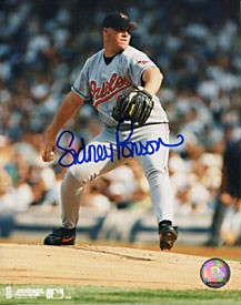 Sidney Ponson Autographed/Signed 8x10 Photo