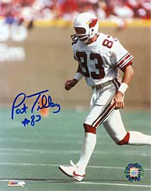 Pat Tilley Autographed / Signed 8x10 Photo