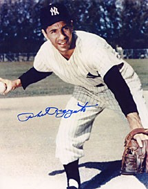 Phil Rizzuto Autographed / Signed New York Yankees Baseball 8x10 Photo