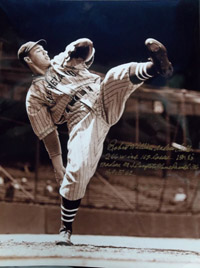 Bob Feller Signed 16x20 Photo (Limited Edition of 36)