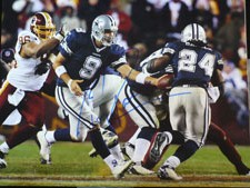 Tony Romo Signed 11x14