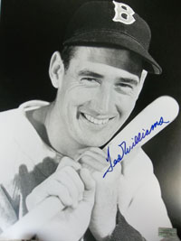 Ted Williams (Boston Red Sox) Signed B&W 11x14 Photo