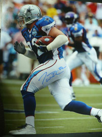 Jason Witten (Dallas Cowboys) Signed 11x14