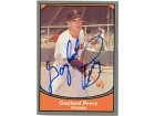 Gaylord Perry Autographed/Signed 1990 Pacific Trading Card