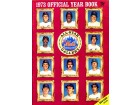 1973 New York Mets Official Year Book Program