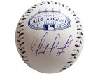 Geovany Soto Autographed All-Star Baseball