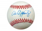 Al Epperly Autographed MLB Baseball Dodgers, Cubs PSA/DNA #S52699