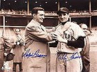 Branca & Thompson Autographed 8x10 Photo