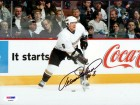 Teemu Selanne Autographed 8x10 Photo Ducks PSA/DNA #P78865
