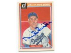Duke Snider Autographed / Signed 1983 Donruss Hall of Fame Heroes Card