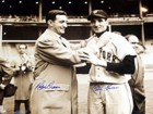 Ralph Branca & Bobby Thomson Autographed / Signed 16x20 Photo