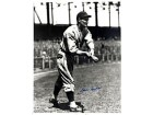 Gus Suhr Autographed / Signed 8x10 Black & White Photo
