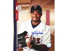 Johan Santana Autographed 8x10 Photo Minnesota Twins PSA/DNA #Q94850