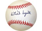 Whit Wyatt Autographed / Signed Baseball (James Spence Authentication)