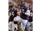 "Terrence Cody signed Baltimore Ravens 8x10 Photo ""Mount""- Tri-Star Hologram"