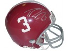 Trent Richardson signed Alabama Crimson Tide #3 Mini Helmet