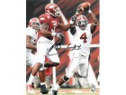 Mark Barron signed Alabama Crimson Tide 8x10 Photo