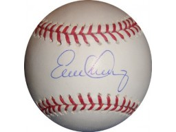 Evan Longoria signed Official Major League Baseball- Longoria Hologram (Tampa Bay Rays)