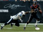 Arian Foster Autographed Houston Texans 8x10 Photo (Vs Titans) JSA