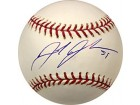 Josh Johnson Autographed / Signed Baseball