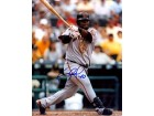 Pablo Sandoval Autographed / Signed Hitting 8x10 Photo