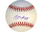 Tommy Hanson Autographed / Signed Baseball