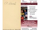 A. Smith Autographed / Signed 3x5 Card -(JSA)