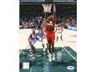 Dikembe Mutombo Autographed 8x10 Photo Rockets PSA/DNA #S27584
