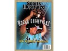 Livan Hernandez Autographed / Signed Sports Illustrated Magazine - November 11 1997