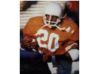 Earl Campbell signed Texas Longhorns 16x20 Color Photo HT 77 (Heisman)
