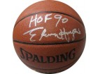 Elvin Hayes signed Indoor/Outdoor Basketball HOF 90