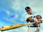 Edgar Martinez Autographed 16x20 Photo Seattle Mariners PSA/DNA Stock #17990