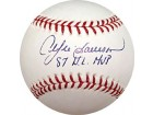 "Andre Dawson ""87 N.L. MVP"" Autographed / Signed Baseball"