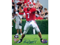 Matthew Stafford signed Georgia Bulldogs 8x10 Photo