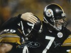 Ben Roethlisberger & Hines Ward Autographed Pittsburgh Steelers 16x20 Photo JSA
