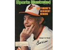 Earl Weaver Autographed / Signed Sports Illustrated - June 18 1979