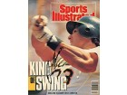 Jose Canseco Autographed / Signed Sports Illustrated - August 20 1990