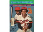 George Foster Autographed / Signed Sports Illustrated - April 10 1978