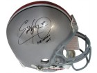 Eddie George signed Ohio State Buckeyes Full Size Authentic Helmet Heisman 95- Steiner Hologram