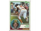 Tony Gwynn 1983 Topps Rookie Card
