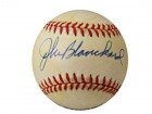 Johnny Blanchard Autographed / Signed Baseball