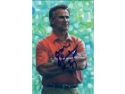 Don Shula Autographed Miami Dolphins Goal Line Art Card w/HOF 97