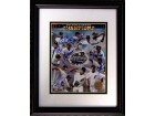 2003 Florida Marlins Autographed / Signed Framed 8x10 Photo
