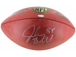 Jake Ballard signed Official NFL New Duke Football- Steiner Hologram (Arizona Cardinals)