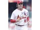 Tony La Russa Autographed / Signed St. Louis Cardinals 8x10 Photo