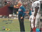 Marv Levy signed Buffalo Bills 8X10 Photo HOF 01