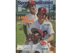 Tony Perez Pete Rose & Joe Morgan 1983 Sports Illustrated Magazine