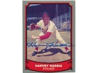 Harvey Haddix Autographed/Signed 1988 Pacific Trading Card