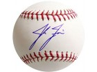 Josh Fields Autographed / Signed Chicago White Sox Baseball