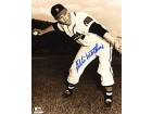 Eddie Mathews Autographed / Signed Posing 8x10 Photo